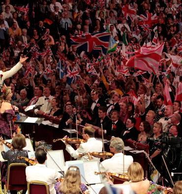 Music And….Nationalism